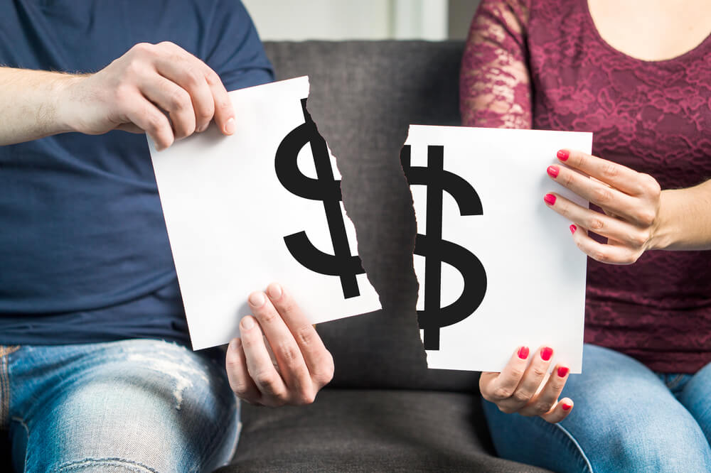 Protect your money in a divorce