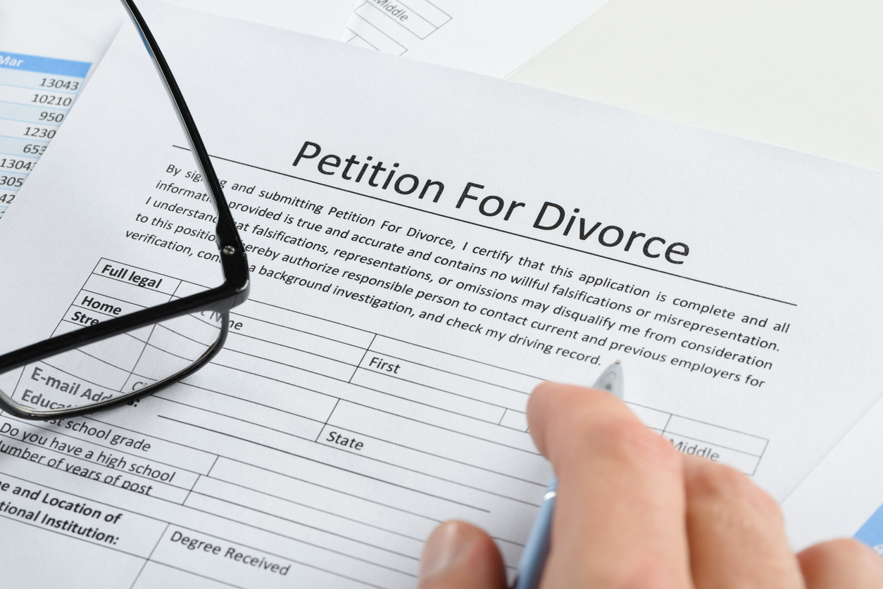 Steps To File Divorce In St. Louis